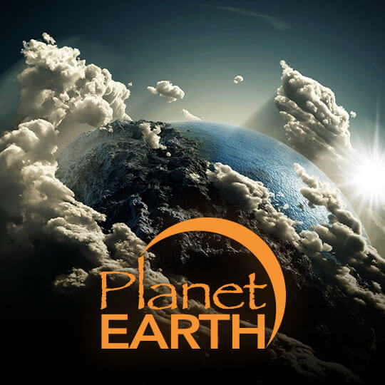 Planet Earth • 11 different channels in one